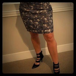 Above knee skirt